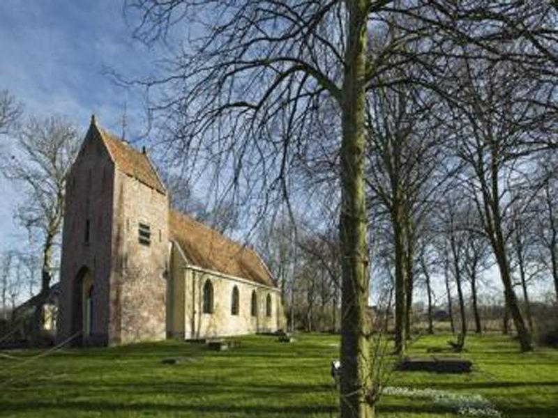 kerk westernieland